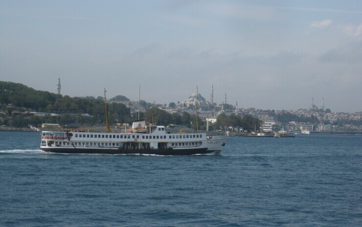 İstanbul: Orient Expres